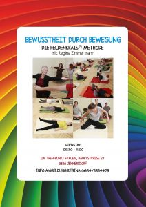 Feldenkrais® Kurs am Dienstag in Jennersdorf @ Verein IDUNA, Vielfalt bereichert | Jennersdorf | Burgenland | Österreich